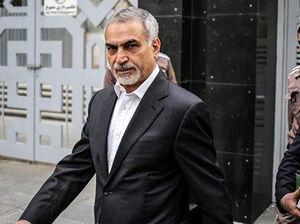 حسین فریدون به مرخصی رفت