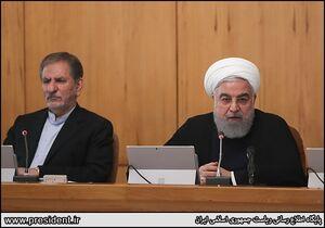 روحانی: پرداخت کمکهای معیشتی از دوشنبه آغاز میشود/ اعتراض حق مردم است/ حساب اعتراض از اغتشاش جداست