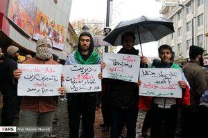 از شمال تا جنوب علیه «اشرار»/ مردم انقلابی در شهرهای مختلف قیام کردند +عکس و فیلم