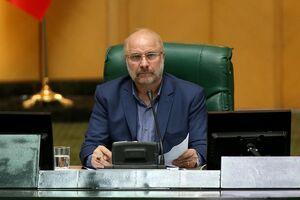 درخواست کرونایی قالیباف از نمایندگان مجلس