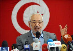 راشد الغنوشی: از نخست وزیر جدید تونس حمایت میکنیم