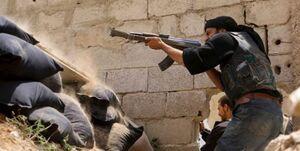 درگیری میان گروههای تحت حمایت ترکیه و آمریکا در سوریه