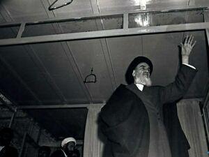ماجرای جلیقه ضدگلوله امام خمینی