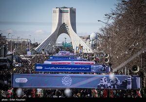 جزییات برگزاری راهپیمایی ۲۲ بهمن در پایتخت