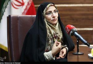 دلتنگیهای بزرگ همسر شهید هستهای +عکس