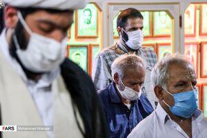 جزییات اقامه نماز جماعت در مساجد شهر تهران