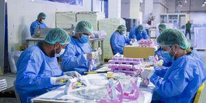 تولید شیلد در آستان حضرت عباس(ع) + عکس