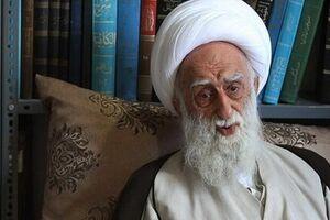 آیت الله عبدالله نظری «خادم الشریعه» دعوت حق را لبیک گفت
