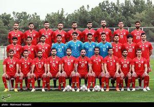 مراسم بدرقه تیم ملی فوتبال در کیش برگزار میشود