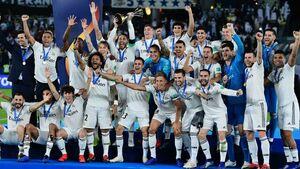 اتفاقی که بعد از ۵ سال برای رئال مادرید رخ داد