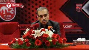 صادقیان: خبر توافق با آدبایور صحت ندارد
