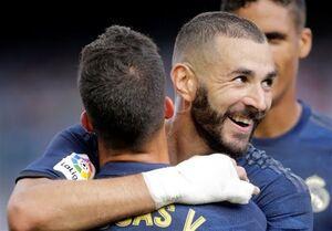 رئال مادرید ۱۰ نفره گام اول را محکم برداشت