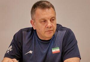 فسخ قرارداد فدراسیون والیبال با کولاکوویچ