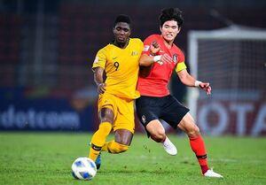 تیم فوتبال امید کره جنوبی هم المپیکی شد