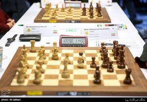 یک شطرنج باز ایرانی دیگر با نماینده رژیم صهیونیستی بازی نکرد