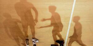 گاف بین المللی فدراسیون والیبال +عکس