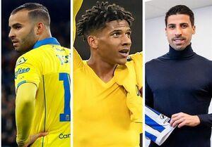 گزارش آخرین روز نقلوانتقالات فوتبال اروپا