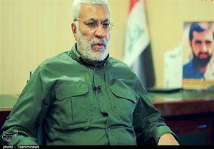 پیام ابومهدی مهندس برای شهادت پاسداران در زاهدان