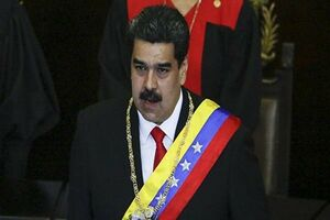 مادورو از مذاکره با آمریکا خبر داد