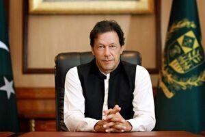 نخستوزیر پاکستان وارد مشهد شد