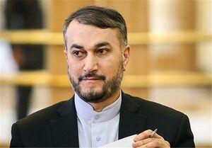 درخواست امیرعبداللهیان از دولت برای خروج از NPT