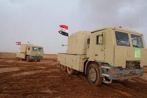 حشدالشعبی پاکسازی صحرای غربی عراق را آغاز کرد