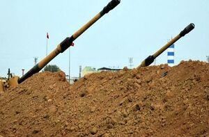 وزارت دفاع ترکیه: ۲۱ هدف متعلق به نظام سوریه را منهدم کردیم