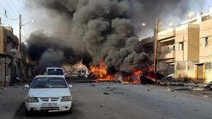 وقوع انفجار در حومه غربی درعا