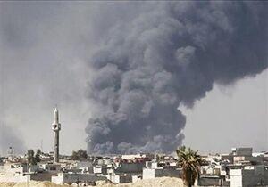 پرواز ۲۰ هواپیمای جاسوسی ائتلاف سعودی بر فراز غرب یمن و ۲ حمله هوایی به فرودگاه صنعاء