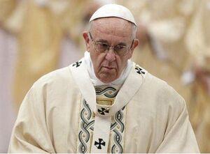 پاپ در تصمیم سفر به عراق جدی است