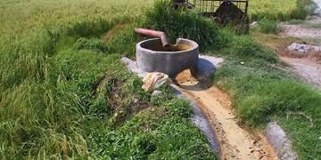 نصب کنتورهای هوشمند چاههای آب کشاورزی از محل منابع داخلی