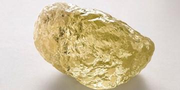 شناسایی الماسی به اندازه تخم مرغ