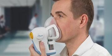 انجام نمونهبرداری تنفسی  با دستگاهی جدید برای تشخیص سرطان