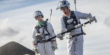آغاز تمرین و آموزش فضانوردان برای سفر به ماه