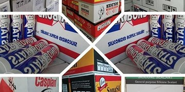 چسبهای پلیمری ایرانساخت صادر شد