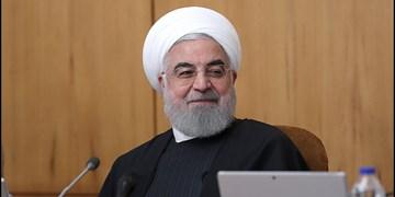 تاکید روحانی بر بهرهگیری از ظرفیت دانشگاهها در رفع نیازهای داخلی