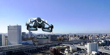 کوچکترین ماشین پرواز جهان+فیلم و تصاویر