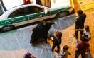ماجرای شلیک هوایی گشت ارشاد در تهران چه بود؟