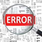 رایجترین خطاها در اینترنت و نحوهی برطرف کردن آنها