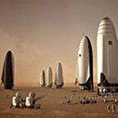 استارشیپ و تلاش ایلان ماسک برای سفر به فضا