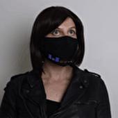 ماسکهای الایدی قابل کنترل با آیفون و اندروید؛ یک فناوری آخرالزمانی!