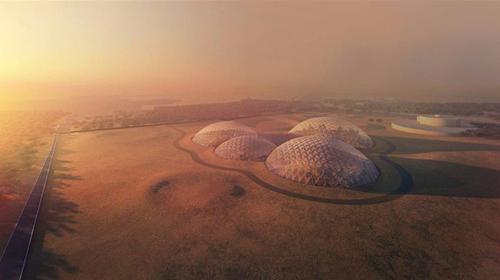 حسرتبرانگیز؛ پایِ امارات به زودی به مریخ میرسد