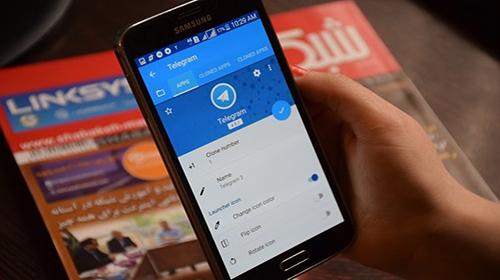 دلبریِ آپدیت جذاب و طوفانی تلگرام از کاربران