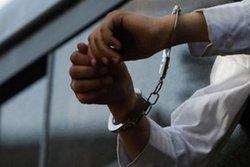 سارقان سیم برق در صحنه دستگیر شدند