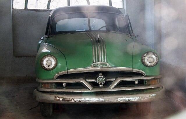 خودروی دکتر مصدق ثبت ملی شد