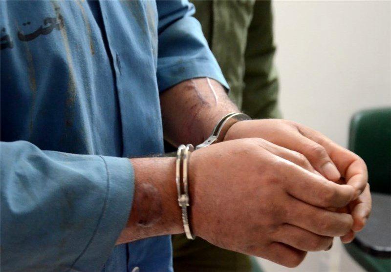 مرد آبادانی که طمعه ها را به خلوتگاه می کشاند دستگیر شد