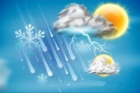بارش باران در نیمه شمالی کشور
