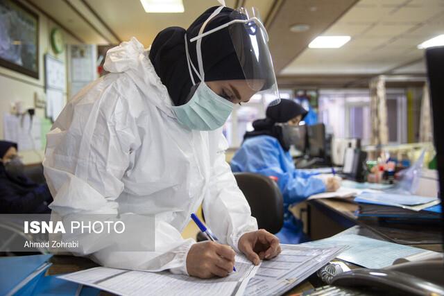 افزایش دوبرابری ابتلای پرستاران در موج دوم